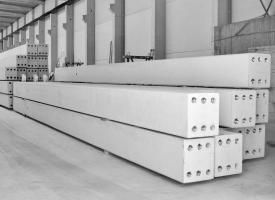 prefab beton kolon